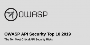 OWASP API Security Top 10 – 2019(1st Version)